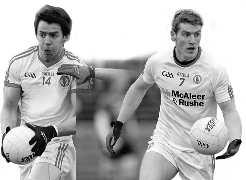 tyrone GAA Players
